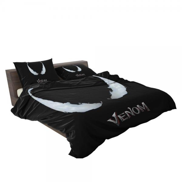 Venom Movie Marvel Project Rebirth Bedding Set