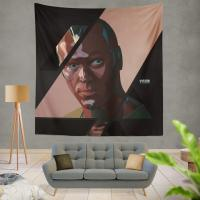 Vision Marvel American Comics Super Hero Wall Hanging Tapestry