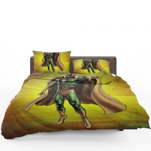 Vision Marvel Comics Avengers AI Bedding Set