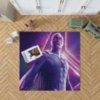 Vision in Marvel Avengers Infinity War Paul Bettany Bedroom Living Room Floor Carpet Rug