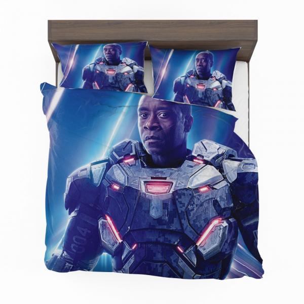 War Machine Avengers Infinity War Movie Bedding Set