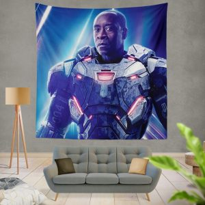 War Machine Avengers Infinity War Movie Wall Hanging Tapestry