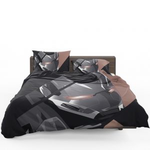 War Machine James Rhodes SHIELD Bedding Set