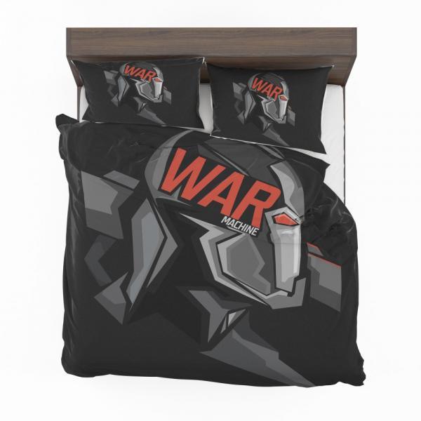 War Machine Marvel MCU Avengers Bedding Set