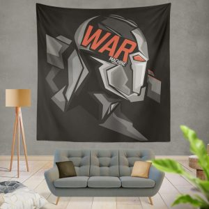 War Machine Marvel MCU Avengers Wall Hanging Tapestry