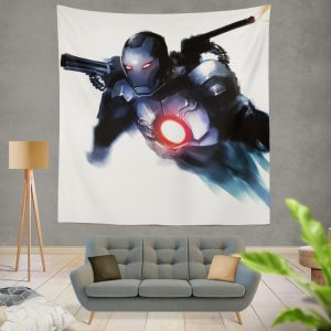 War Machine United States Department of Defense Marvel Wall Hanging Tapestry