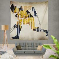 Wolverine Alpha Flight Marvel Comics Wall Hanging Tapestry