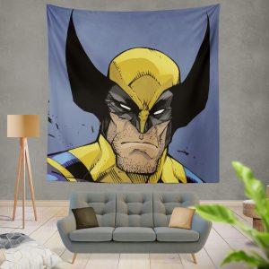 Wolverine Marvel Comics Return of Wolverine Wall Hanging Tapestry