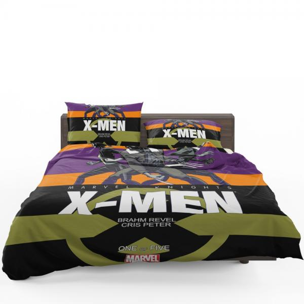 Wolverine Marvel Knights X-Men Bedding Set