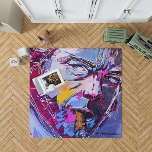 Wolverine Uncanny X-Men Marvel Comics Bedroom Living Room Floor Carpet Rug