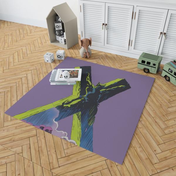 Wolverine X-23 Comics X-Men Bedroom Living Room Floor Carpet Rug