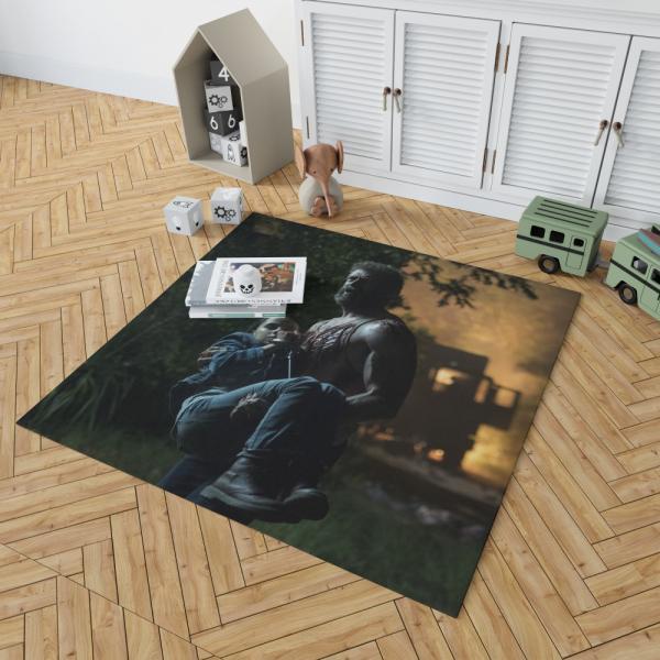 Wolverine X-Men Days Of Future Past Movie Bedroom Living Room Floor Carpet Rug