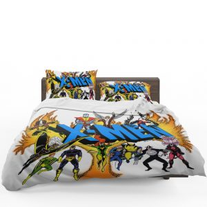 Wolverine in X-Men Univerese Bedding Set