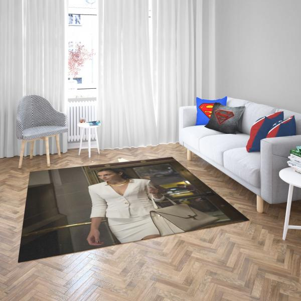 Wonder Woman Gal Gadot Batman v Superman Dawn of Justice Movie Superman Bedroom Living Room Floor Carpet Rug