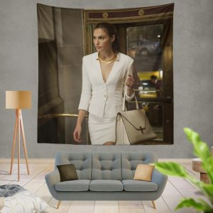 Wonder Woman Gal Gadot Batman v Superman Dawn of Justice Movie Superman Wall Hanging Tapestry