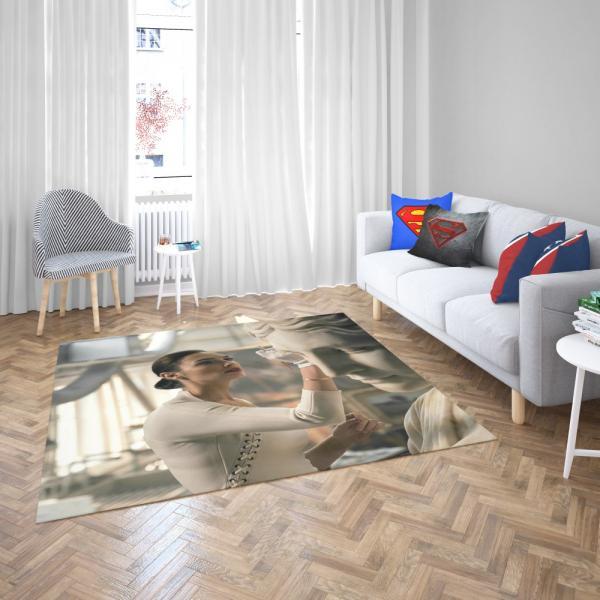 Wonder Woman Justice League 2017 Movie Gal Gadot Bedroom Living Room Floor Carpet Rug