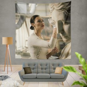 Wonder Woman Justice League 2017 Movie Gal Gadot Wall Hanging Tapestry