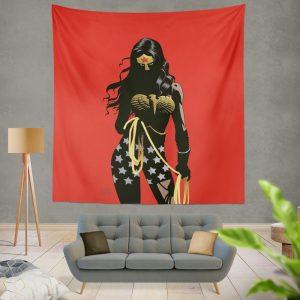 Wonder Woman Justice League Dark DC Comics Wall Hanging Tapestry