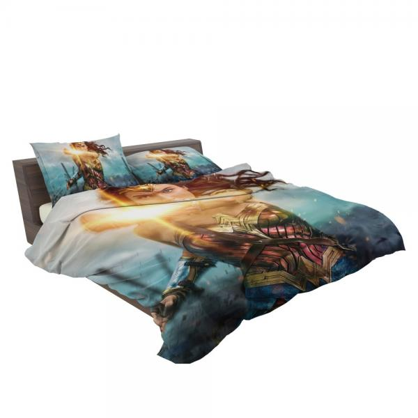 Wonder Woman Movie Gal Gadot Bedding Set