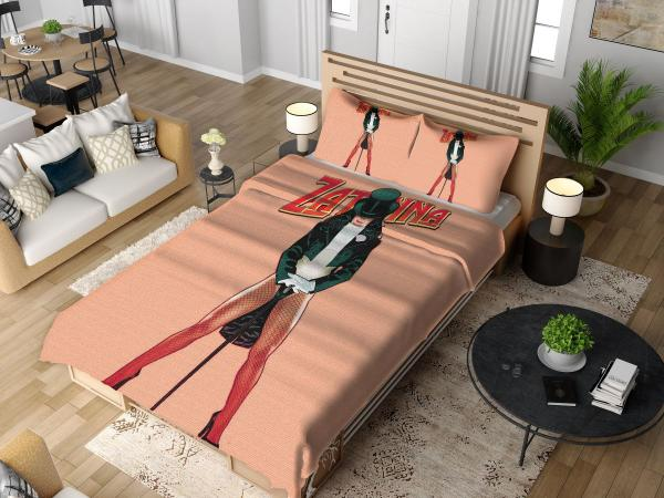 Zatanna DC Comics Justice League Bedding Set